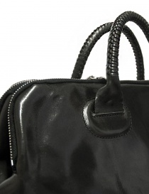 Delle Cose style 13 asphalt leather bag price