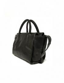 Delle Cose style 750-S asphalt leather bag