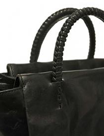 Borsa Delle Cose modello 750-S in pelle asfalto borse acquista online