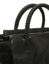 Delle Cose style 750-S asphalt leather bag 750-S-HORSE-POLISH-A buy online