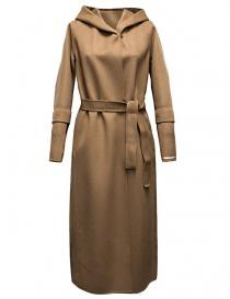 Cappotto Bcoatl 'S Max Mara colore cammello BCOATL-007-CAMMELLO order online