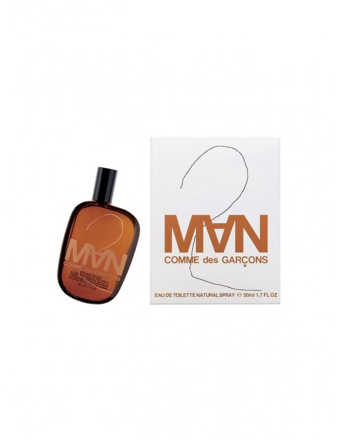 Eau de Toilette - CDG 2 Man 100ml natural spray 65001476 profumi online shopping