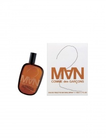 Eau de Toilette - CDG 2 MAN 50ml natural spray 65001477