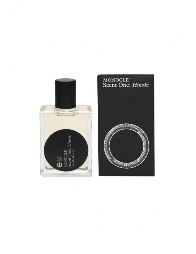 Eau de Toilette Comme des Garcons + Monocle Scent One: Hinoki MONO1 HINOKI perfumes online shopping