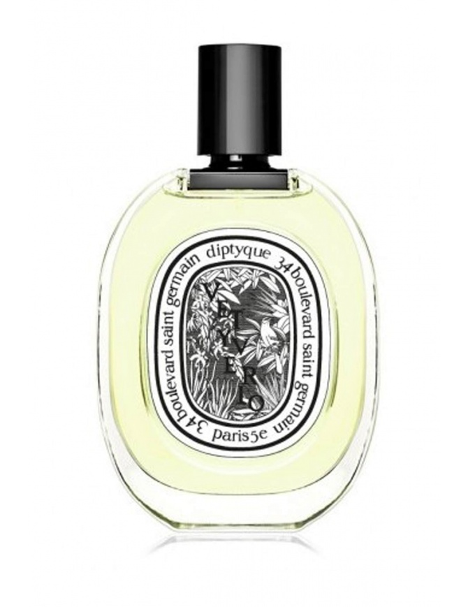 Diptyque Vetyverio - eau de toilette 100 ml./3,4 fl.oz 0DIPEDTVETYV perfumes online shopping