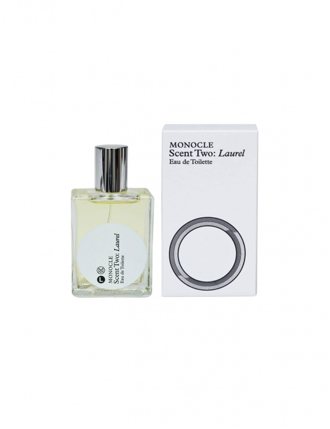 Eau de toilette Comme des Garcons Monocle Scent Two: Laurel MONO 2 profumi online shopping