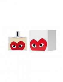 Comme des Garcons Play Red eau de toilette CDGPLAYRED order online
