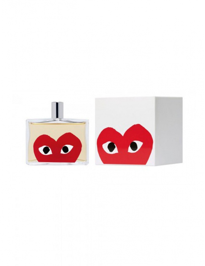 Comme des Garcons Play Red Eau de toilette CDGPLAYRED profumi online shopping