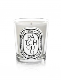Diptyque Patchouli scented candle online