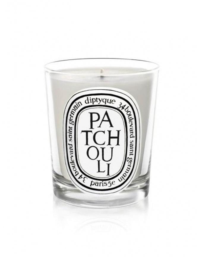 Candela Diptyque Patchouli ODIP1BPA candele online shopping