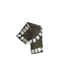 Foulard Julien David colore khaki online