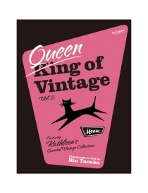 Queen of Vintage Vol.2 by Rin Tanaka VOL.2 QUEEN order online