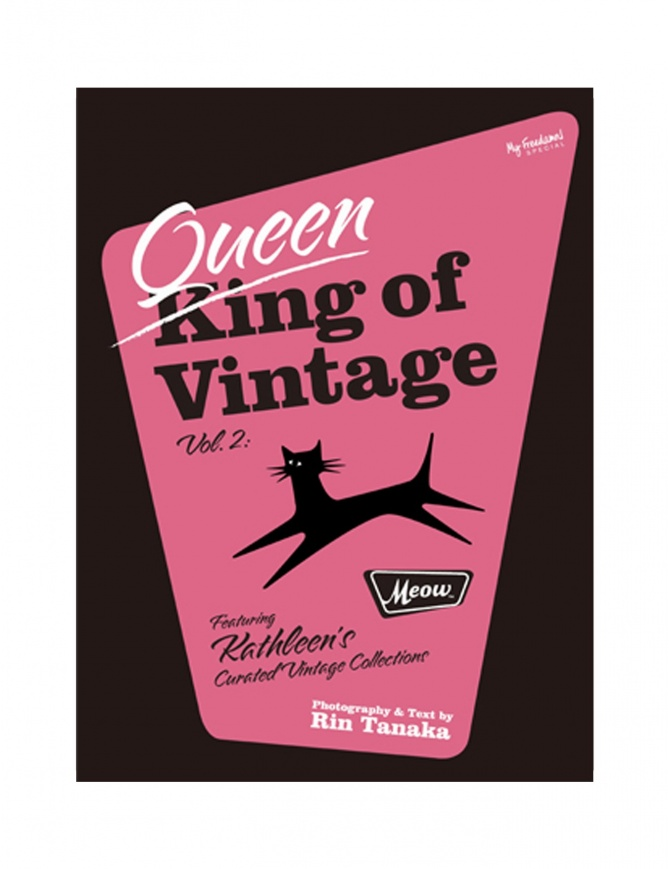 Queen of Vintage Vol.2 by Rin Tanaka VOL.2 QUEEN books online shopping