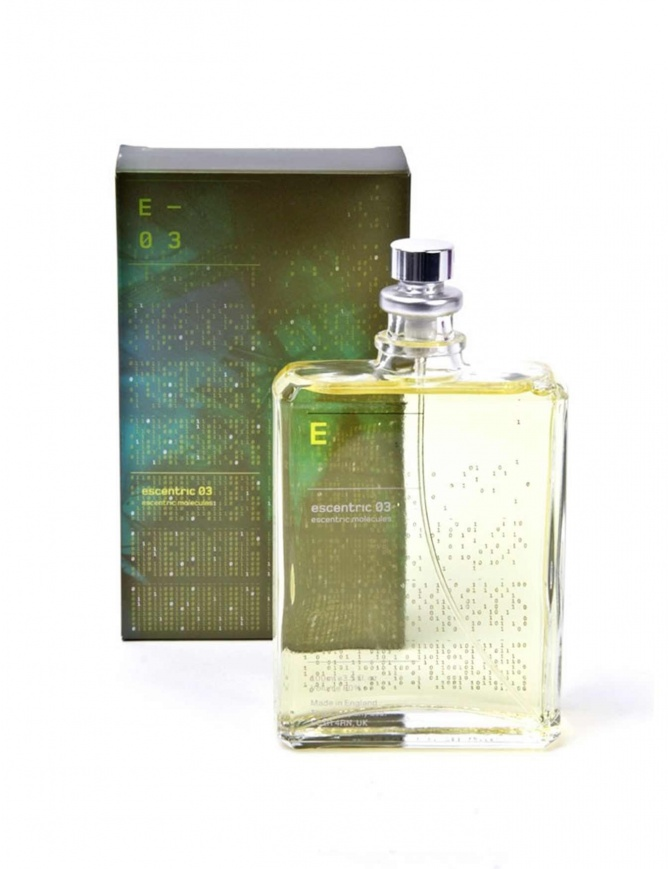 Escentric Molecules 03 fragrance ESCENTRIC 03 perfumes online shopping