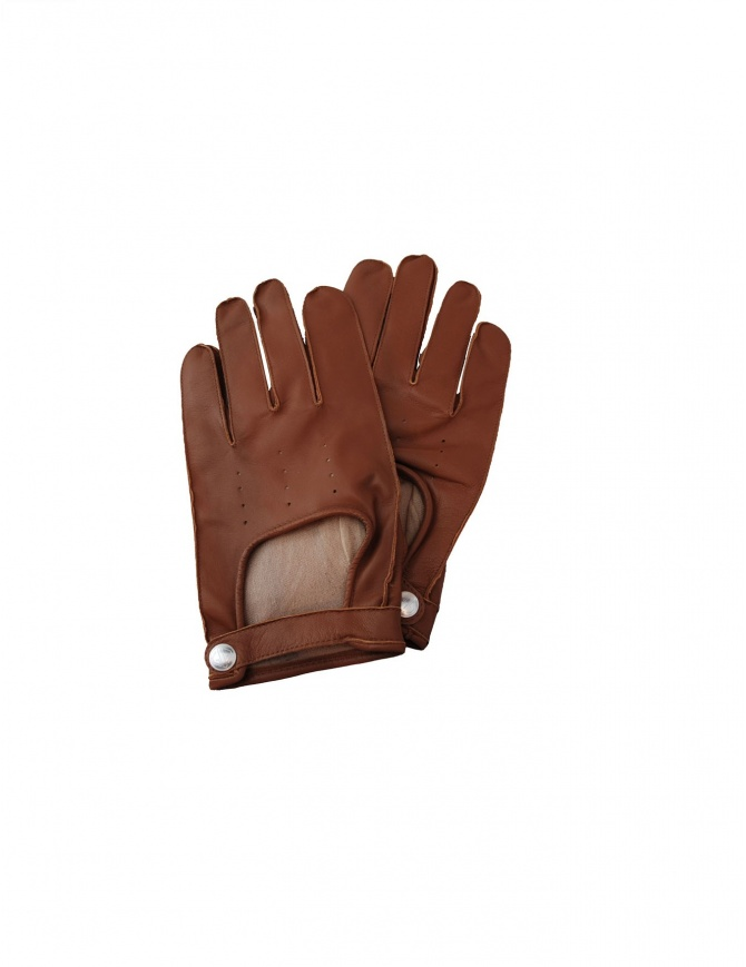 Hide Golden Goose gant G19U551.A2 CUOIO gloves online shopping