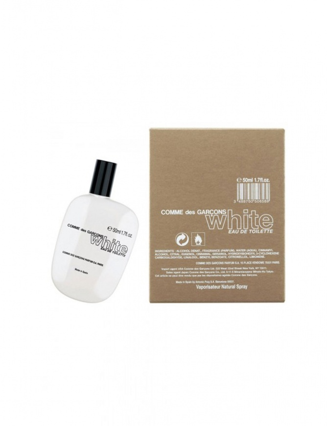 Comme des Garçons Eau de Toilette White 650041454 perfumes online shopping
