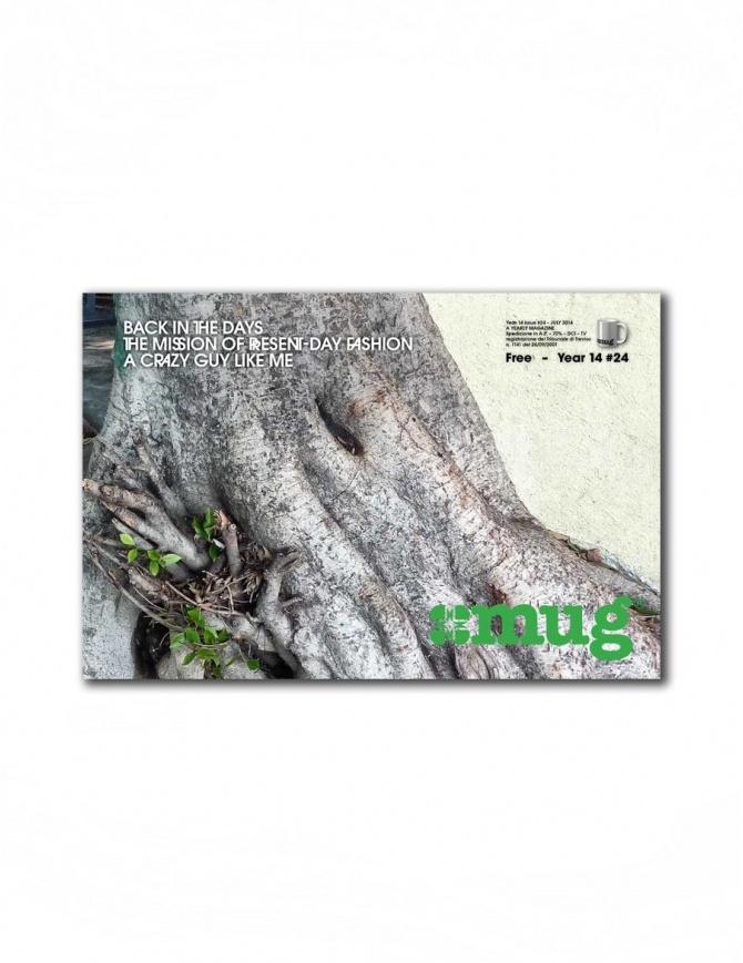 Mug Magazine issue 24, luglio 2014 MUG24 riviste online shopping