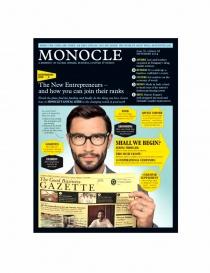 Riviste online: Monocle numero 76, settembre 2014