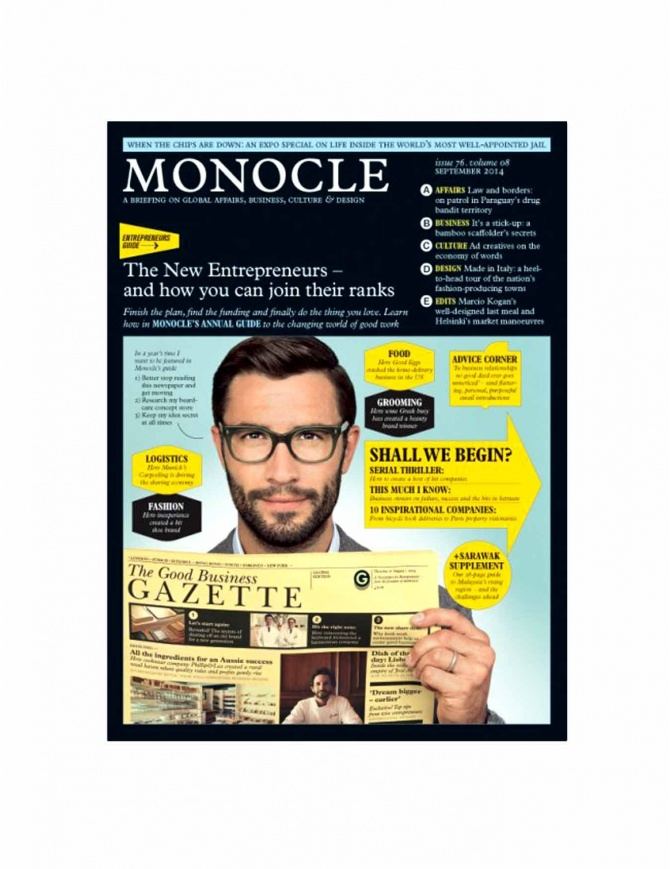 Monocle issue 76, september 2014 MONOCLE-76-V magazines online shopping