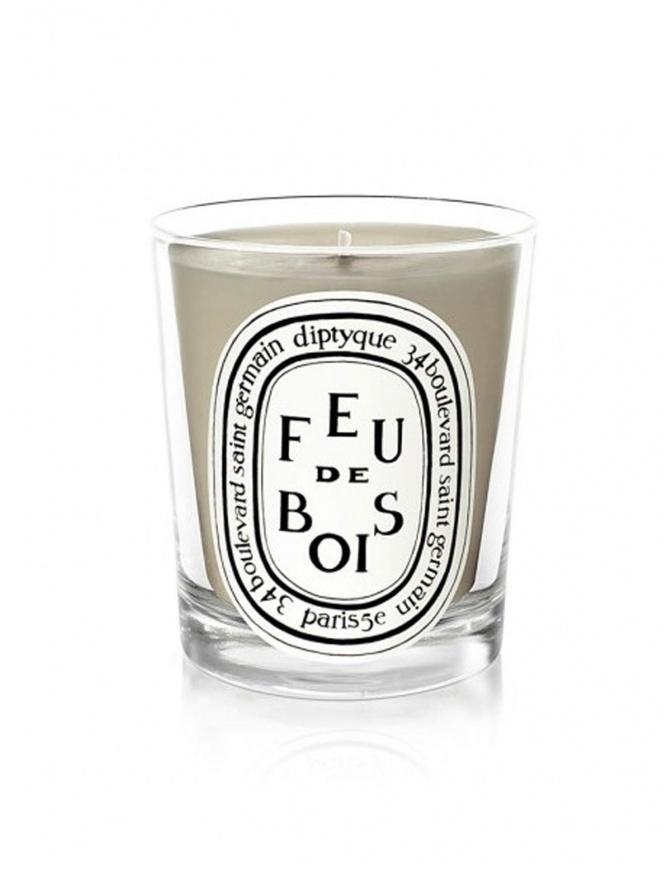 Candela Diptyque Feu du Bois ODIP1BFB candele online shopping