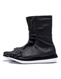 Arthur Arbesser for Vibram ankle boots style Damiel black/white color