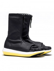 Arthur Arbesser for Vibram ankle boots style Damiel black/yellow color online