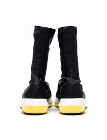Arthur Arbesser for Vibram ankle boots style Damiel black/yellow color price