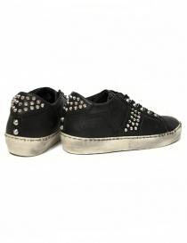 Sneakers Leather Crown Iconic nera da donna prezzo