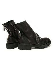 Guidi 796V black baby calf leather ankle boots price