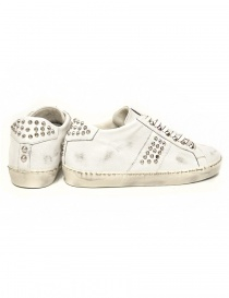Leather Crown Iconic men's white sneakers price