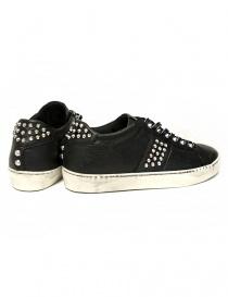 Sneakers Leather Crown Iconic nera da uomo prezzo