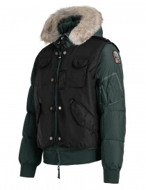 Bomber Parajumpers Carrier color verde bottiglia