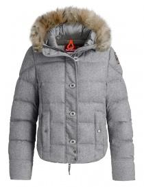 Parajumpers Kintia steel melange down jacket PWJCKWD31-KINTIA-W566 order online