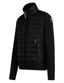 Parajumpers Takuji black melange cardigan jacket