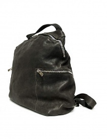 Guidi SA02 stag leather backpack