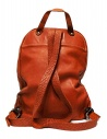 Guidi DBP04 orange leather backpack DBP04 SOFT HORSE B.PACK CV21T price