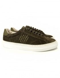 Be Positive Anniversary dark green sneakers online