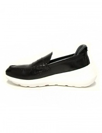 Sneakers mocassino Be Positive Pennylane colore nero