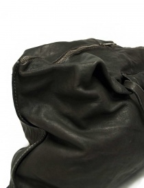 Guidi SA04 dark grey color leather bag price