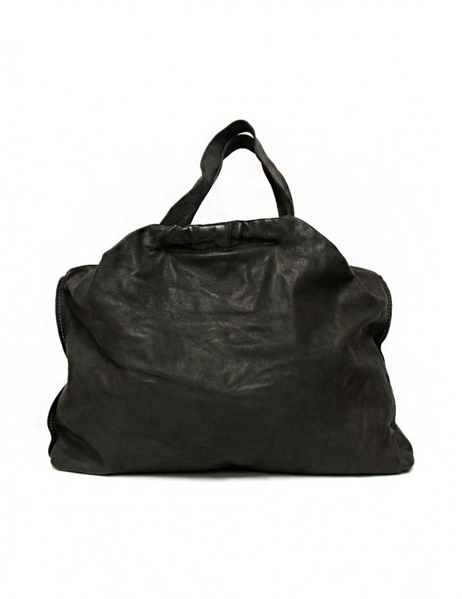 Borsa Guidi SA04 in pelle colore grigio scuro SA04-SOFT-HORSE-FG-CV37T borse online shopping