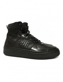 Calzature uomo online: Sneakers Be Positive Veecious Track_01 colore nero totale