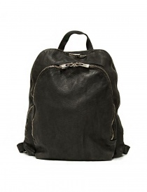 Bags online: Guidi DBP05 horse leather backpack