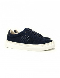 Sneakers Be Positive Anniversary colore navy 7FWOARIA02-FIL-NVY order online