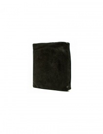 Guidi + Barny Nakhle B7 dark grey leather wallet buy online