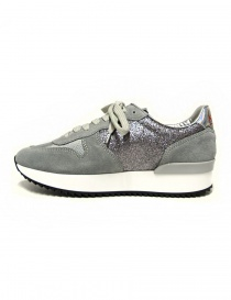 Golden Goose Haus glittered sneakers