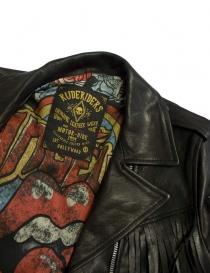 Rude Riders fringe leather jacket price
