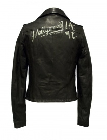 Rude Riders fringe leather jacket