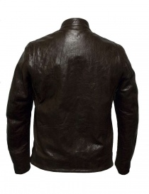 Giacca in pelle Rude Riders colore marrone P94505-24128