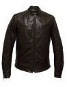 Rude Riders brown leather jacket shop online mens jackets