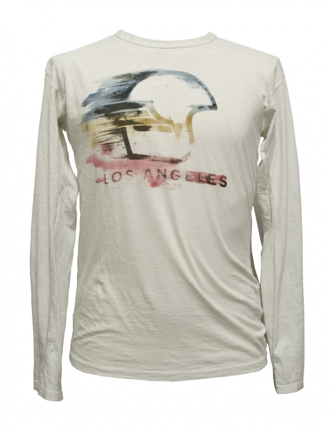 Rude Riders long sleeves t-shirt P94060-84025 mens t shirts online shopping